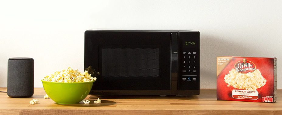 Amazon Alexa Echo Auto PreOrder -Amazon Basics Microwave