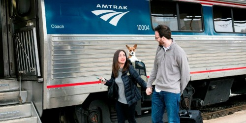 Buy One Amtrak Ticket, Get One FREE