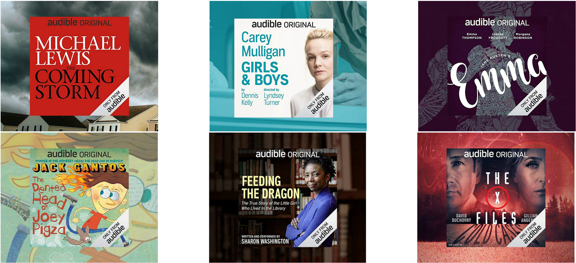 Free Audible 30-Day Trial Now Includes 4 FREE Audiobooks & Audio