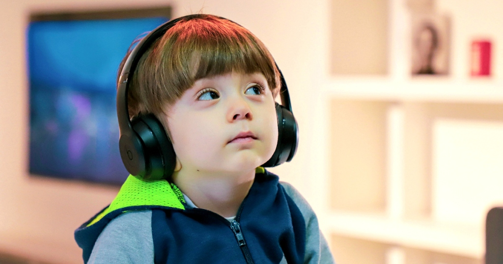 Audible is fun for kids and adults