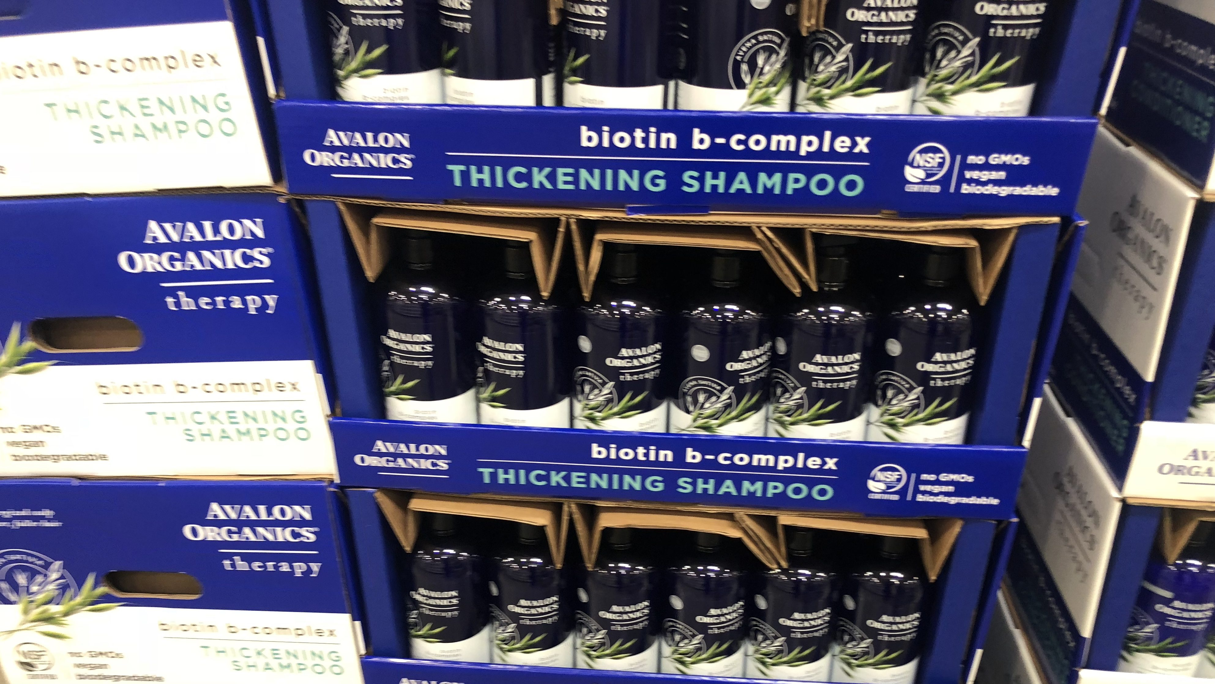 Costco Monthly Deals for September 2018 - Avalon Organics at Costco