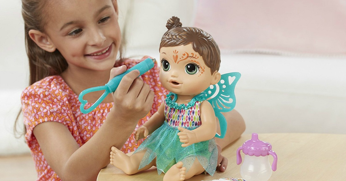 Baby Alive Face Paint Fairy Only 9 29 Regularly 20