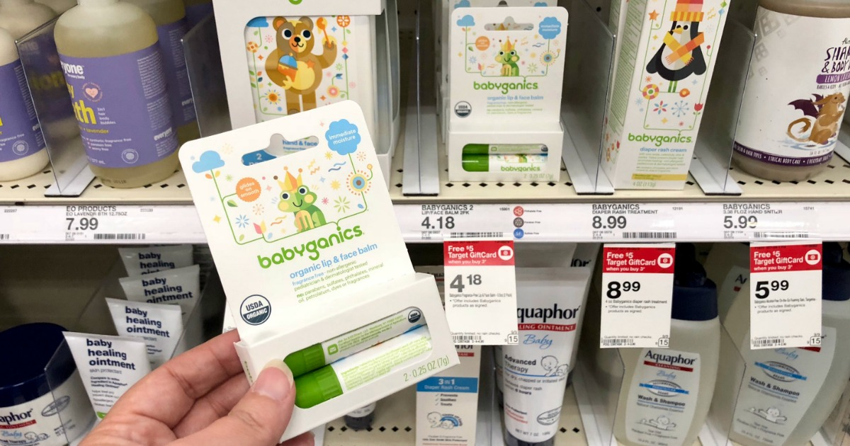 photo about Babyganics Coupon Printable called Babyganics Wipes Only $1.32 Every single Immediately after Focus Present Card +