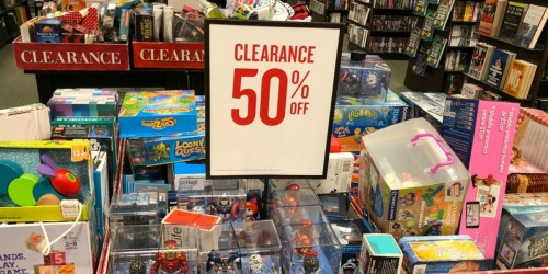 50% Off Toys at Barnes & Noble (Melissa & Doug, ALEX Toys & More)