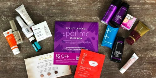 Beauty Brands 15-Piece Beauty Box Only $11.50 (Over $100 Value)
