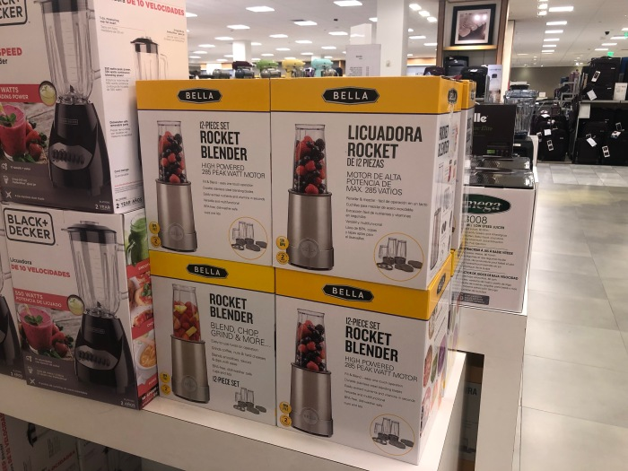 Bella Small Kitchen Appliances Only 9 99 After Macy S