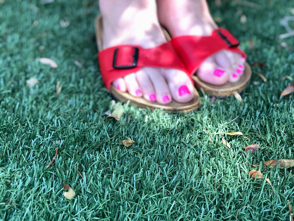 Enter to win a pair of Birkenstocks on Hip2Save like these from Proozy