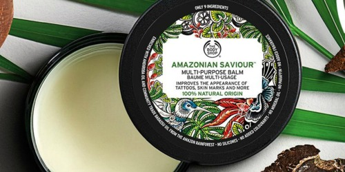 The Body Shop Amazonian Multi-Purpose Balm Only $4 Shipped (Regularly $10) + More
