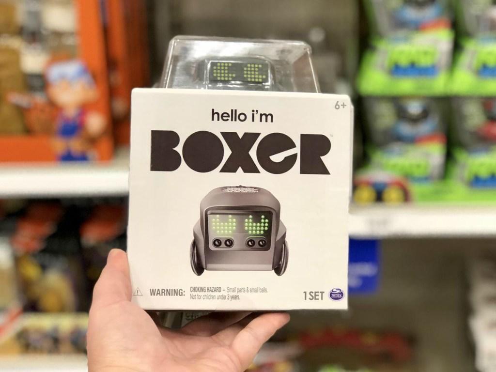 BOXER AI toy at Target
