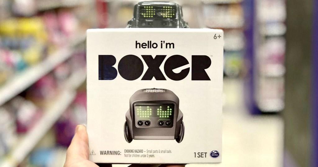 BOXER Interactive AI Toy