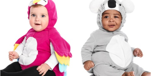 Carter's Halloween Costumes as Low as $14.70 Each Shipped (Regularly $42)