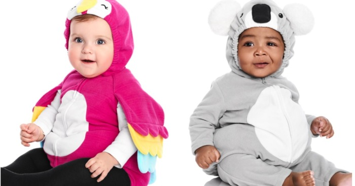 Carter's Halloween Costumes Only $15.75 (Regularly $42) + More