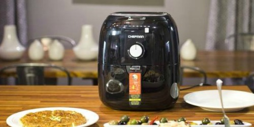 Chefman Express Air Fryer Only $39.99 Shipped (Regularly $120)