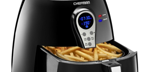 Target.com: Chefman 2.6L Air Fryer Only $44.99 Shipped (Regularly $66)