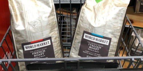FREE World Market Brand Coffee 12oz Bag for Rewards Members (Today Only)