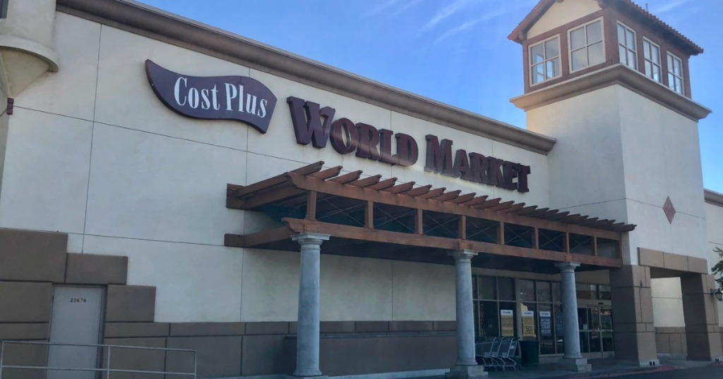 Cost Plus World Market Store Front