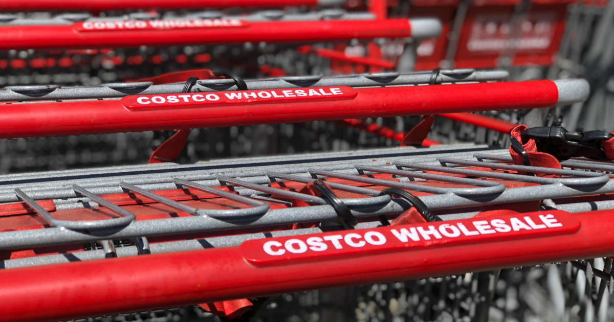 Costco Monthly Deals for September 2018 - Costco shopping carts
