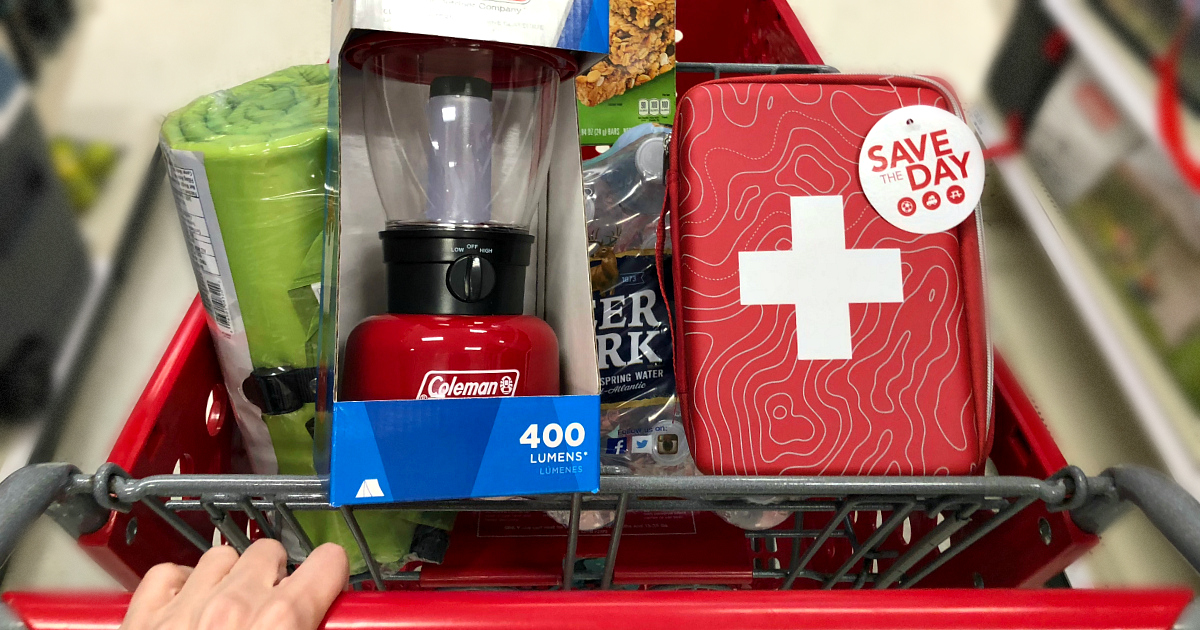 national preparedness month disaster tips – Create a first aid kit for natural disasters