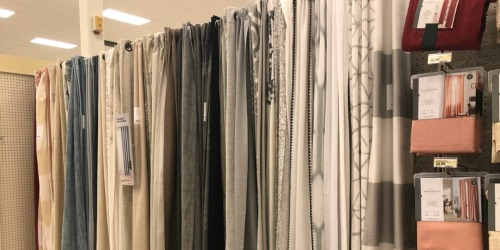 Curtain Panels as Low as $2.09 Each at Target.com
