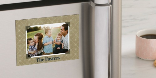 Photo Magnets Only 99¢ Each w/ Free CVS Store Pick-Up