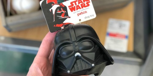 Star Wars Dog Toys Just $2.39 Shipped & More