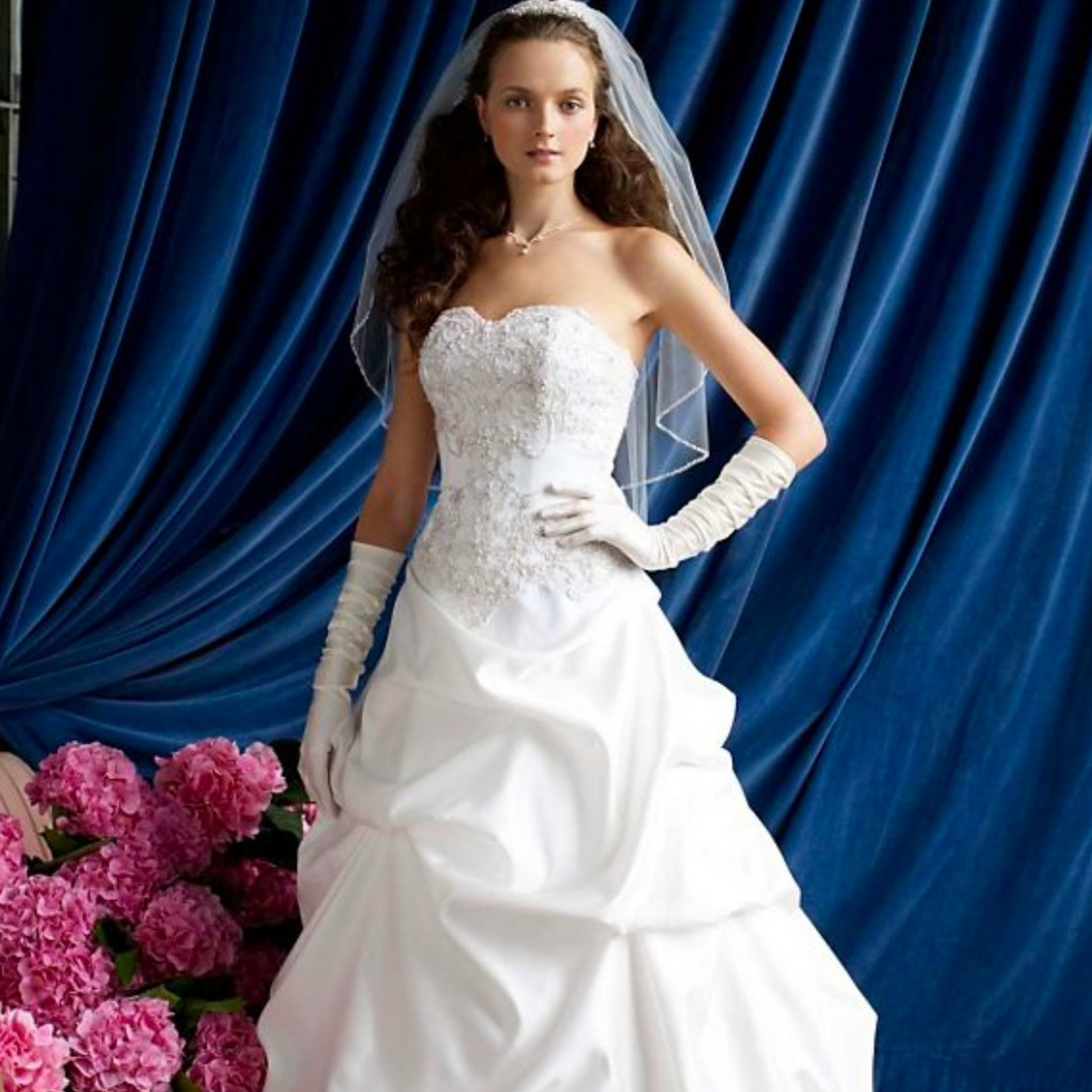 David S Bridal Wedding Gowns: David's Bridal Wedding Dresses Only $99 (Regularly Up To