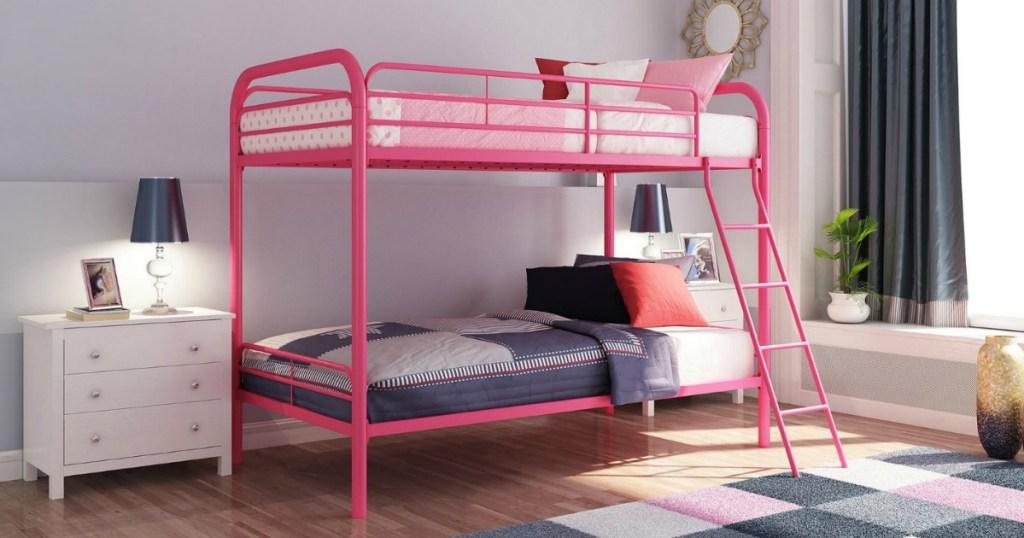 Metal Bunks Beds As Low As 119 99 Shipped Regularly 179 Hip2save
