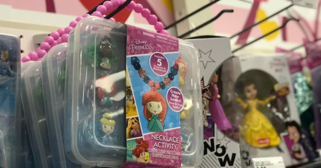Set Aktivitas Kalung Putri Disney
