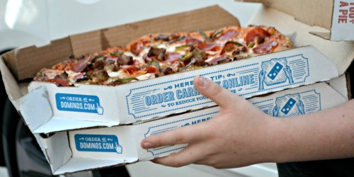 FREE Domino's Pizza eGift Codes (17,500 Winners)