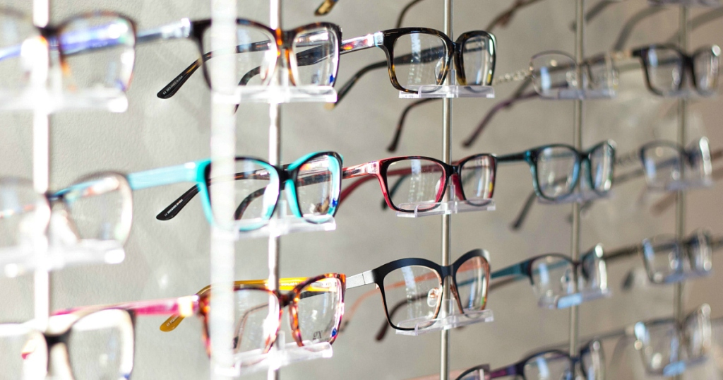 Don't pay eye doctor's prices for glasses!