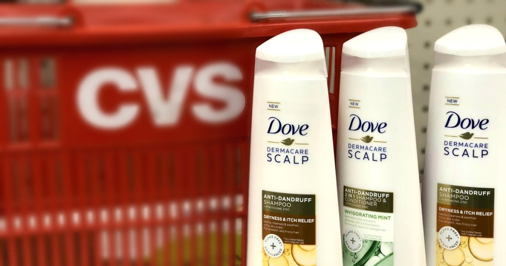 Dove Dermacare Scalp at CVS
