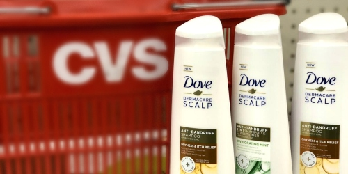 Over 48% Off Dove Hair Products at CVS + More