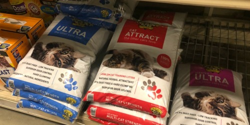FREE Dr. Elsy's 40lb Cat Litter Bag After Rebate (Up to $40 Value!)