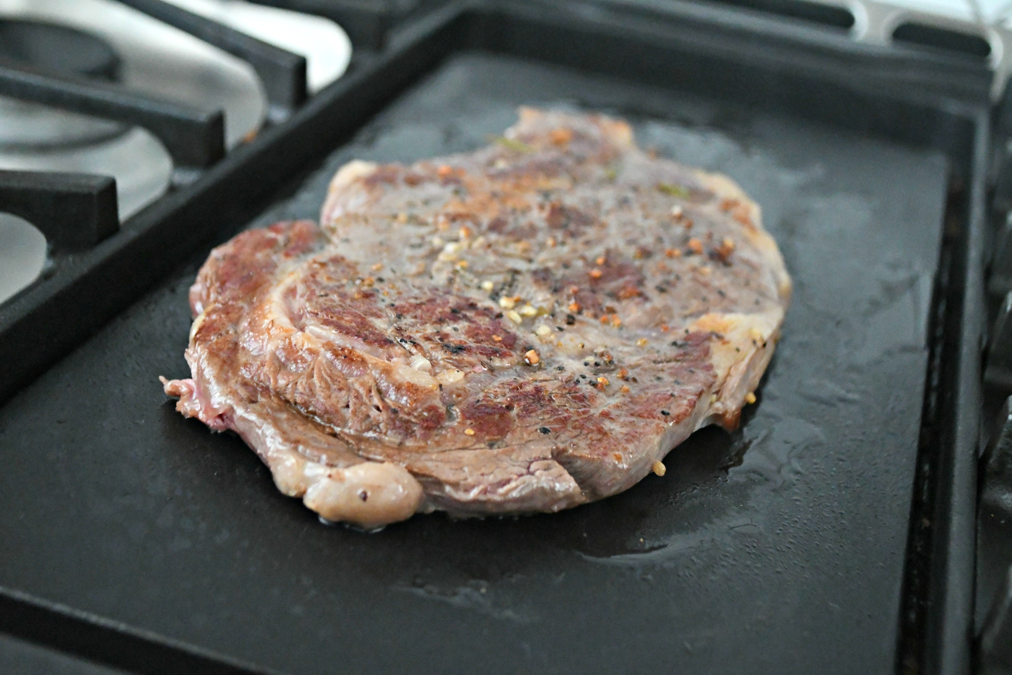 Make the Best Steak Using the Sous Vide method and then sear the steak to finish