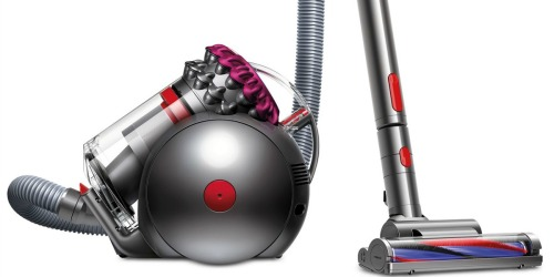 Dyson Big Ball Multi-Floor Canister Vacuum Just $199.99 Shipped (Regularly $430)