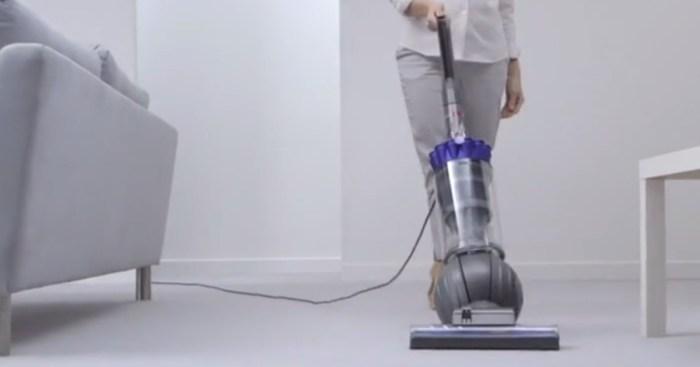 Home Depot 50 Off Dyson Slim Ball Animal Upright Vacuum