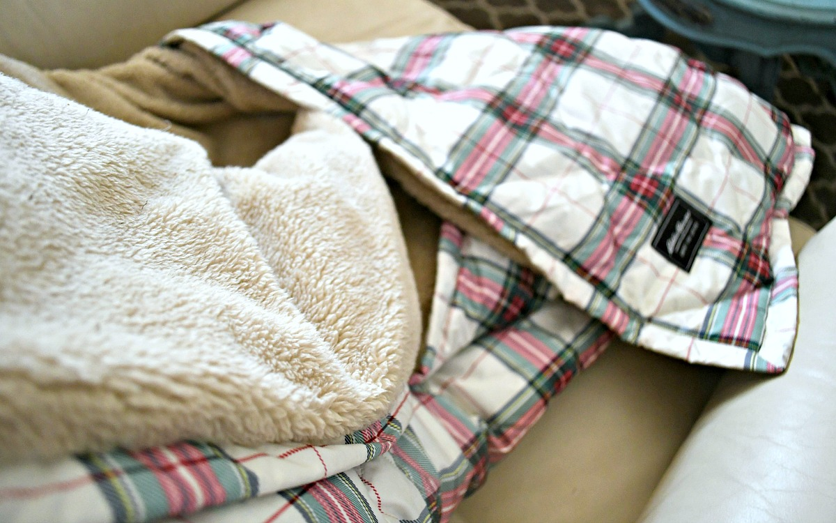 our favorite blankets we have an obsession and shop for — eddie bauer sherpa blanket