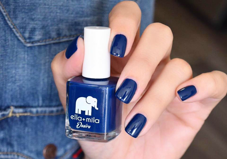 Use our Ella+Mila promo code to score Ella + Mila Blindfold Me Nail Color 40% off