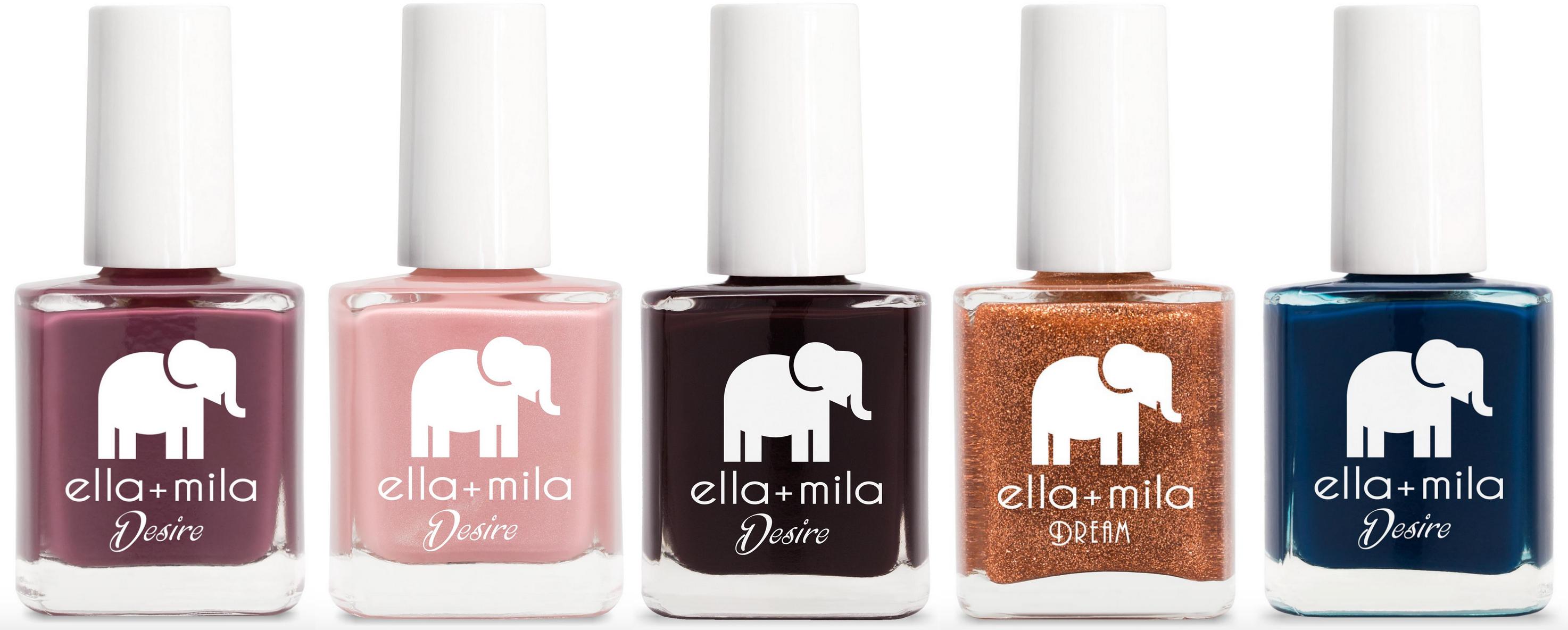Use our Ella+Mila promo code to score Ella + Mila Fall Colors 40% off
