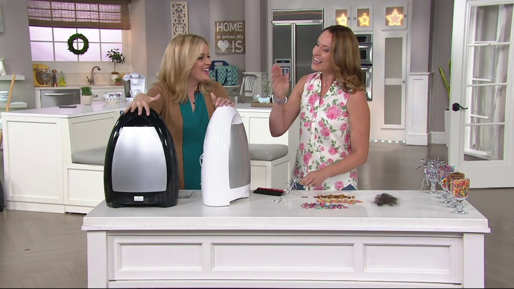 EyeVac on QVC