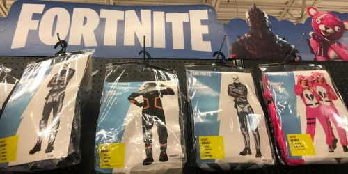 New Exclusive Fortnite & Overwatch Costumes at Spirit Halloween