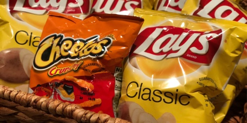 Stock Up on Snack & Breakfast Favorites on Amazon | Frito-Lay, Quaker & More