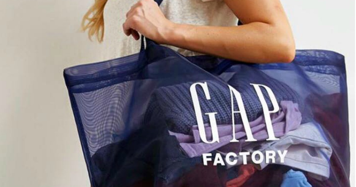 Up to 70% Off Gap Factory Women's Shirts & Sweaters