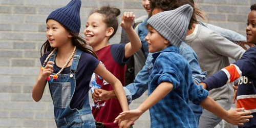 Up to 75% Off Kids Apparel at Gap