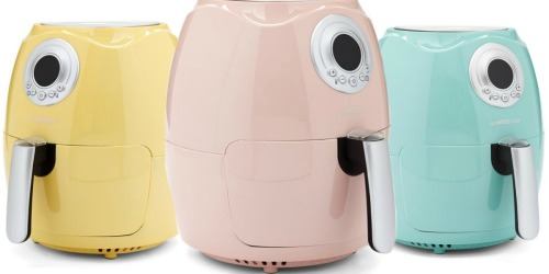 GoWise Retro 2.75 Qt Digital Air Fryer Only $49.99