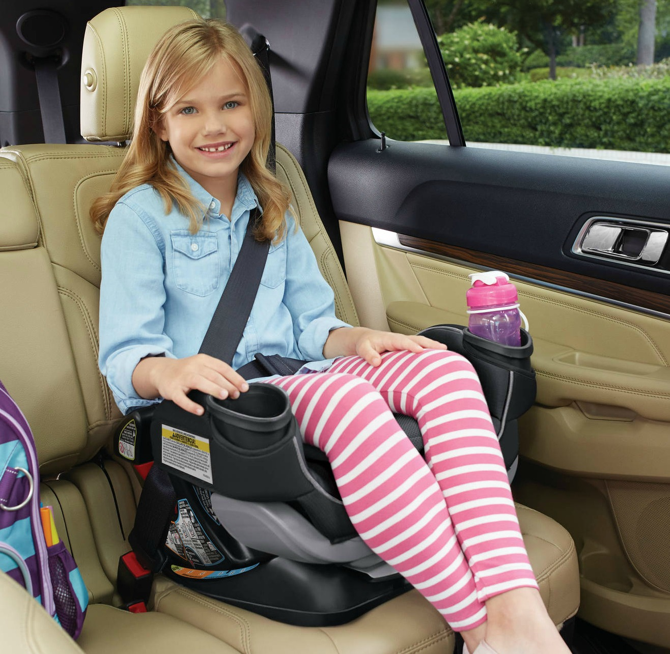 This 4 In 1 Car Seat Can Be Used From Infancy All The Way Up To 10 Years Of Age It Includes A Booster Mode Which Grows With Your Child 120 Pounds As