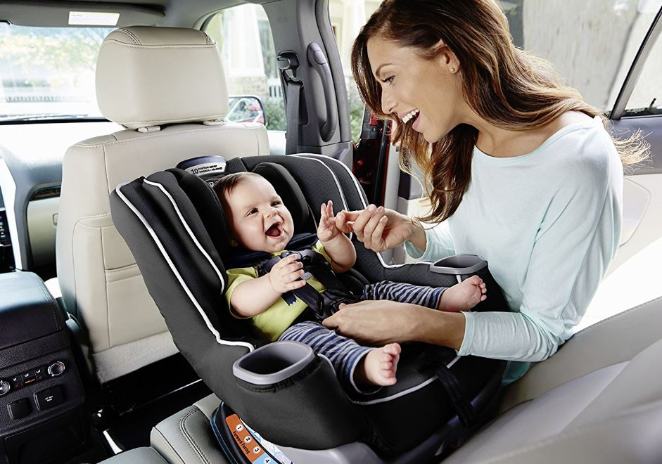 Graco Extend To Fit Convertible Car Seat Only 11599 Shipped Regularly 199