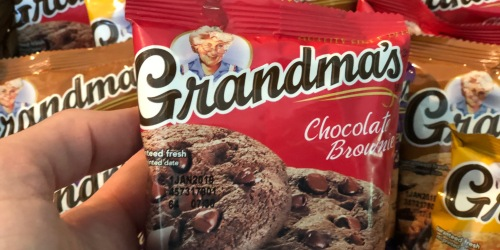 Amazon: Grandma's Cookies 30-Count Variety Pack Only $10.48 Shipped & More