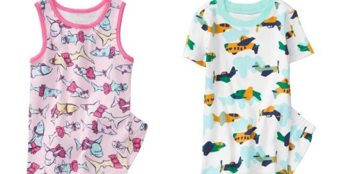 Gymboree 2-Piece Pajama Sets as Low as $3.19 Shipped (Regularly $25) – Today Only