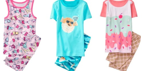 Gymboree Cotton Pajama Sets Just $5.59 Shipped (Regularly $25)